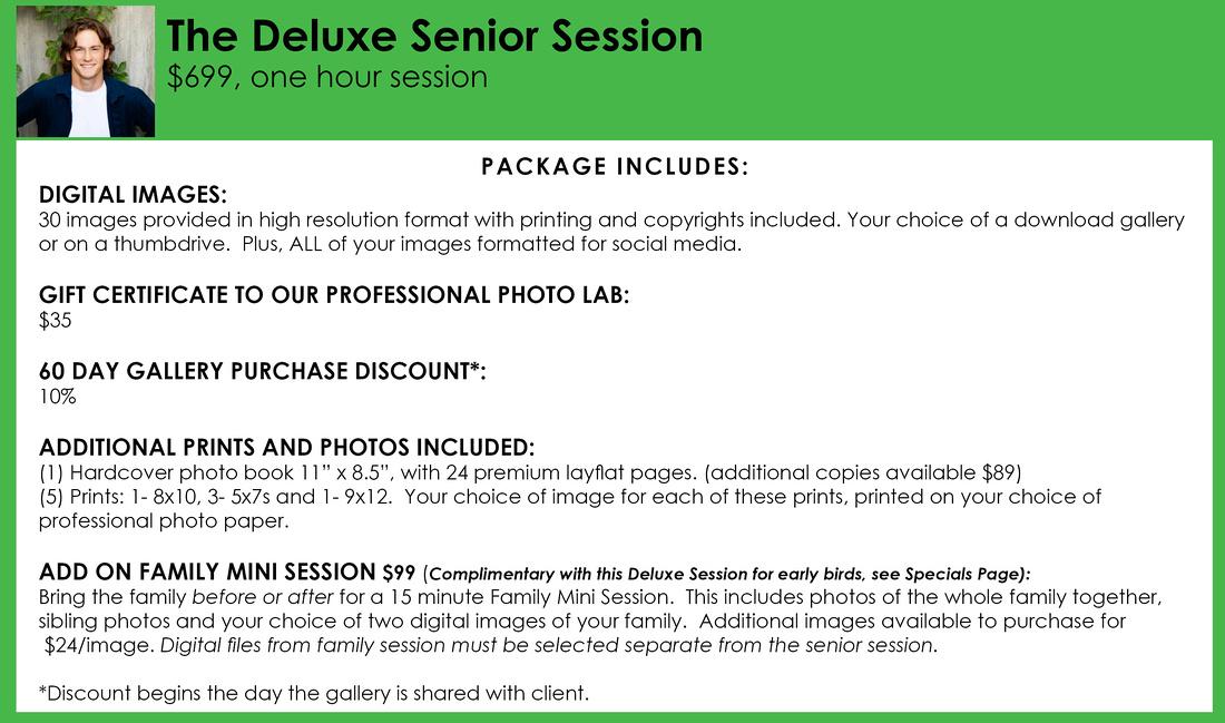 Seniors Deluxe Package